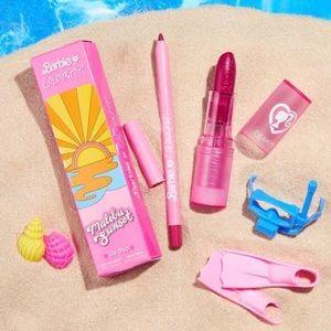 Colourpop x Malibu Barbie Malibu Sunset Lip Kit